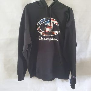 Champion Hoodie Sweater Limited Edition American F